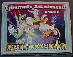Super Giant Monster Showdown: Cybernetic Attachments