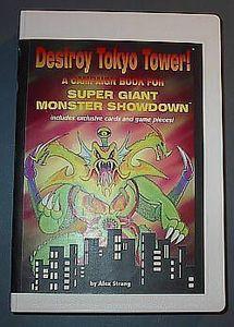 Super Giant Monster Showdown: Destroy Tokyo Tower
