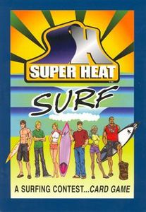 Super Heat Surf Card Game