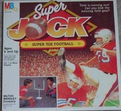 Super Jock Super Toe Football Game