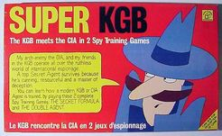 Super KGB: The KGB meets the CIA in 2 Spy Training Games