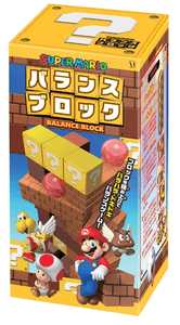 Super Mario Balance Block