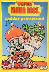 Super Mario Bros. pelastavat prinsessan!