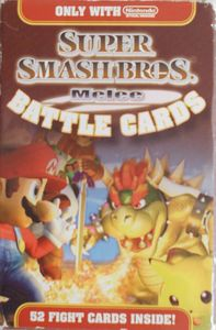 Super Smash Bros. Melee Battle Cards