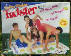 Super Soaker Twister