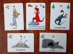 Super Tooth: Kickstarter Exclusive Cards