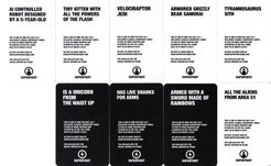 Superfight: PAX East 2017 Promo Pack