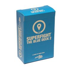 Superfight: The Blue Deck 2