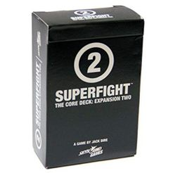 Superfight: The Core Deck – Expansion 2