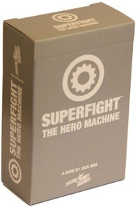 Superfight: The Hero Machine Deck