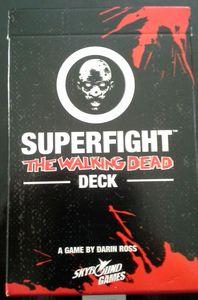 Superfight: The Walking Dead Deck