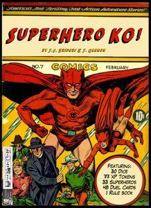 Superhero KO!