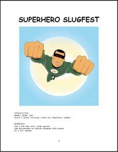 Superhero Slugfest