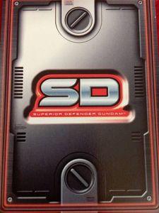 Superior Defender Gundam Collectible Card Game