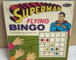 Superman Flying Bingo