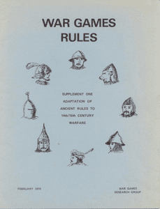 Supplement One: Adaptation of Ancient Rules to 14/15th Century Warfare