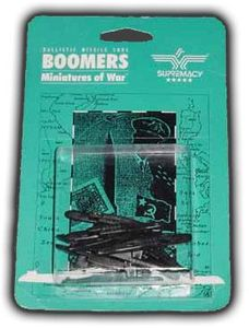 Supremacy:  Boomers – Warlords and Pirates Blister Pack