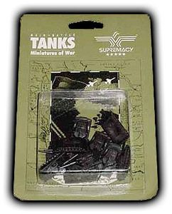 Supremacy:  Tanks – Warlords and Pirates Blister Pack