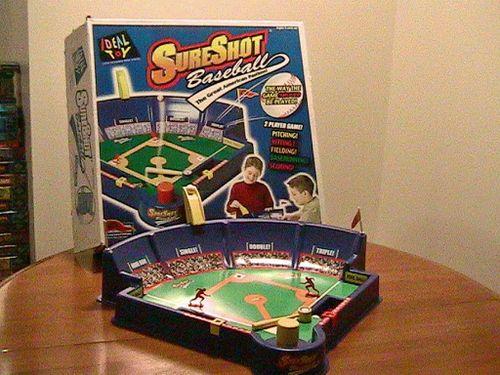 Sure Shot Baseball