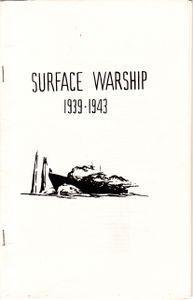 Surface Warship 1939-1943