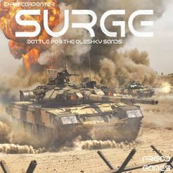 Surge: Battle for the Oleshky Sands