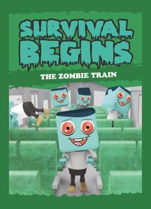 Survival Begins: The Zombie Train
