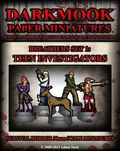 Survival Horror Breathers Set 1: Teen Investigators