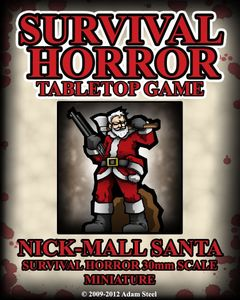 Survival Horror: Nick-Mall Santa