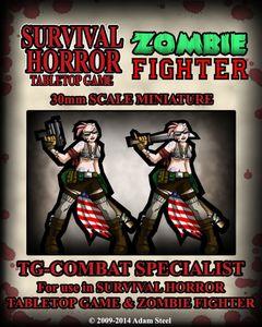 Survival Horror: TG-Combat Specialist