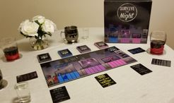 Survive The Night: The Party Board Game