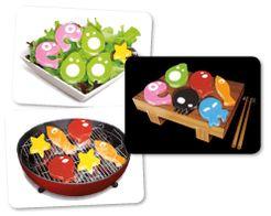 Sushi Dice: Barbecue