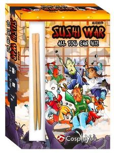 Sushi War: All You Can Hit!