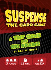 Suspense: the Card Game