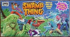 Swamp Thing: Battle For The Bayou Game