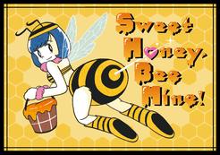 Sweet Honey, Bee Mine!