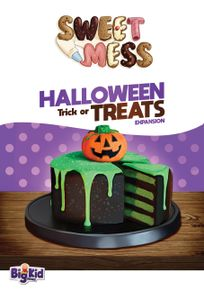 Sweet Mess: Halloween Trick or Treats Expansion