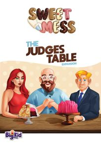 Sweet Mess: The Judges Table Expansion