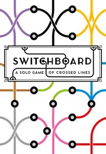 Switchboard: A solo game of crossed lines