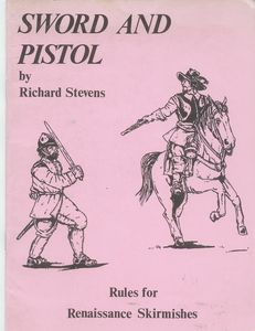 Sword and Pistol