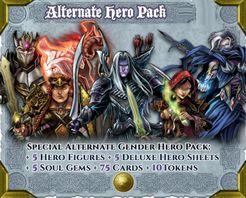 Sword & Sorcery: Ancient Chronicles – Alternate Hero Pack