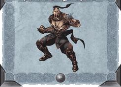 Sword & Sorcery: Hero Pack – Genryu White/Black Monk