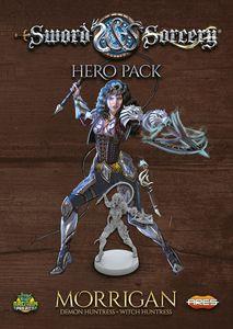 Sword & Sorcery: Hero Pack – Morrigan Demon Huntress/Witch Huntress