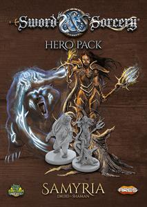 Sword & Sorcery: Hero Pack – Samyria the Druid/Shaman