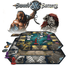 Sword & Sorcery: Myths of the Arena