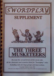 Swordplay Supplement: The Three Musketeers