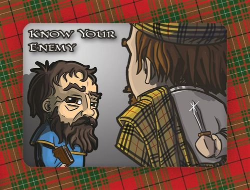 Swords and Bagpipes: Know Your Enemy