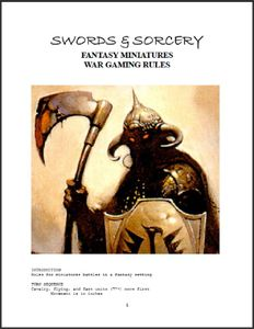 Swords & Sorcery