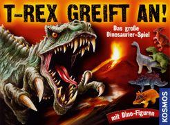T-Rex greift an!