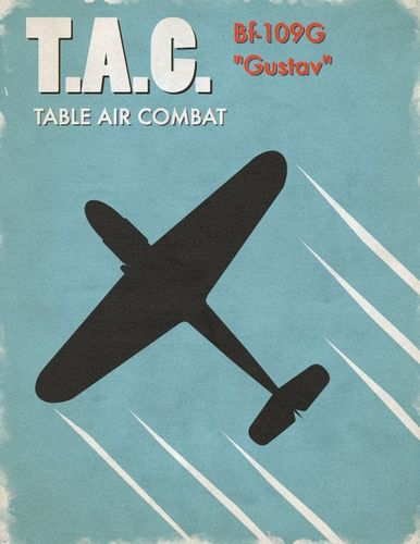 Table Air Combat: Bf-109G