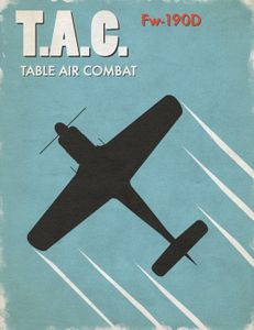 Table Air Combat: Fw-190D